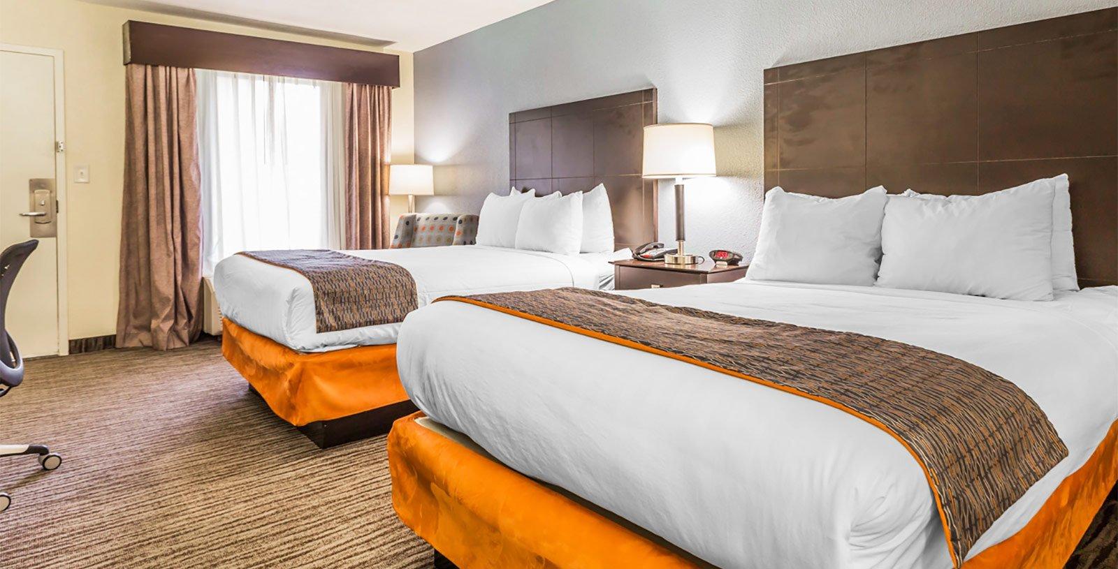 Family Friendly Charleston Hotel Rooms