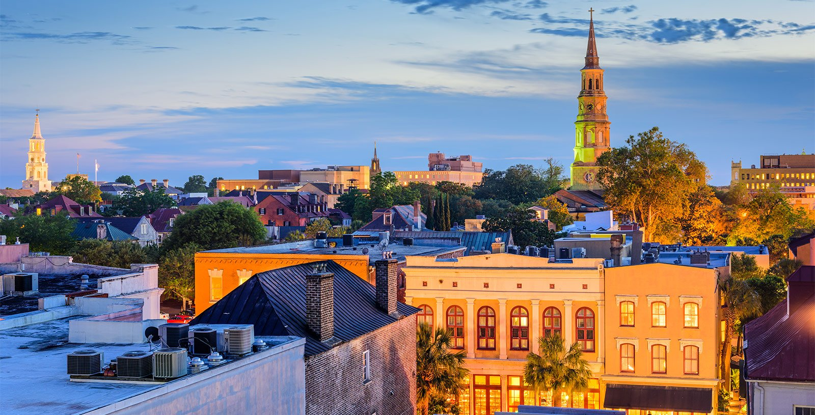 Located Nearby Charleston's Top Attractions