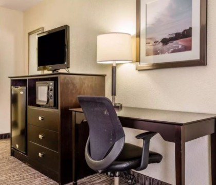 Quality Inn Mt Pleasant Charleston - Well-Appointed Guest Rooms