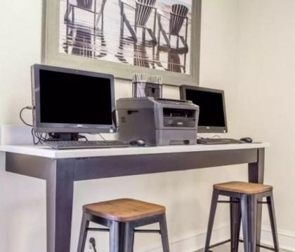 Quality Inn Mt Pleasant Charleston - Business Center
