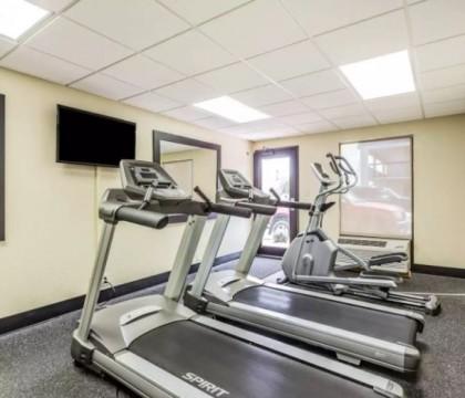 Quality Inn Mt Pleasant Charleston - Fitness Equipment