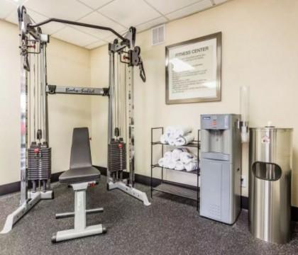 Quality Inn Mt Pleasant Charleston - Fitness Center