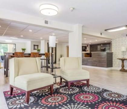 Quality Inn Mt Pleasant Charleston - Lobby